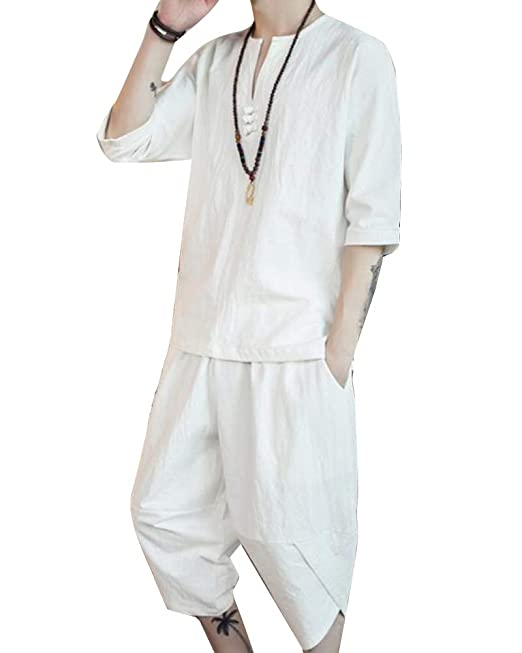 Hombre Talla Grande Estilo japones Manga Corta Camiseta de ...