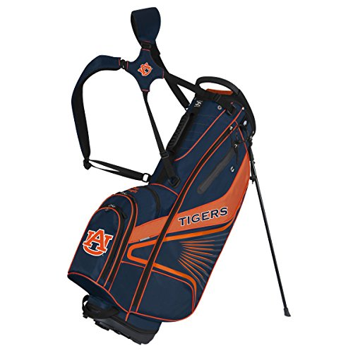 Team Effort Auburn Tigers Gridiron III Stand Bag