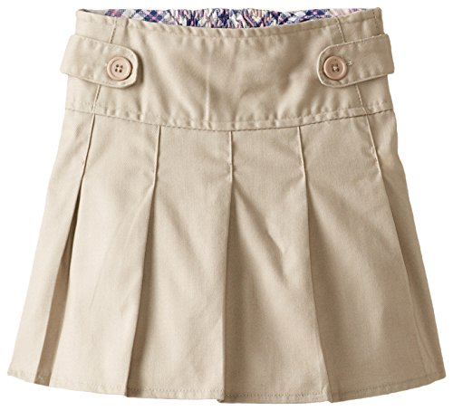 Genuine Little Girls' Scooter (More Styles Available), Twill Khaki-ICZJK, 5 ()