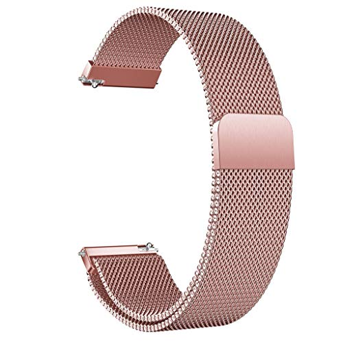 Magnetic Milanese Loop Strap Bracelet Band For Samsung