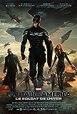 Captain America: The Winter Soldier - Authentic Original 27