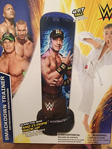 Smackdown trainer cena