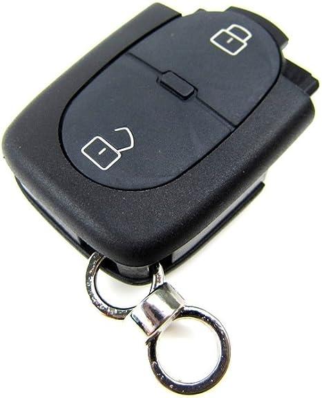 Schlüssel Klappschlüssel Gehäuse Hülle Tasten Knöpfe 2er Tastenfeld Auto