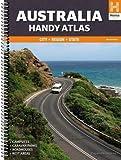 Australia Handy Atlas Spiral 2015