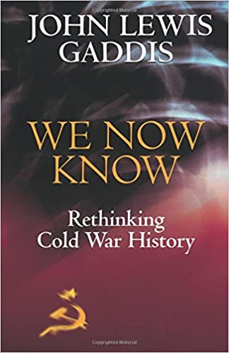 We now know rethinking cold war history council on foreign we now know rethinking cold war history council on foreign relations book john lewis gaddis 9780198780717 amazon books stopboris Image collections