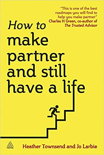How to Make Partner and Still Have a Life: Heather Townsend, Jo