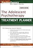 img - for The Adolescent Psychotherapy Treatment Planner (PracticePlanners) 4th (forth) edition book / textbook / text book