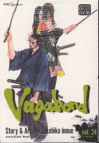 Vagabond, Volume 24