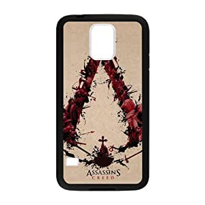Custom Unique Design Assassins Creed Samsung Galaxy S5 Case Assassins Creed S5 Cover