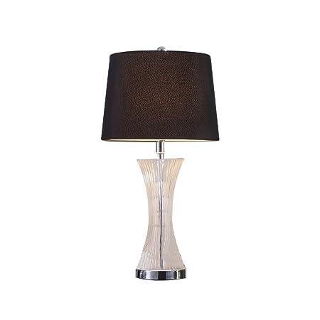 LI XIN SHOP Lámpara de Mesa Iluminación Moderna Simple lámpara de ...
