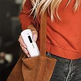 PURETTA Portable Toothbrush Sanitizer Case UVC