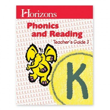 Horizons Phonics and Reading (Horizons Phonics & Reading (Teacher's Guides Numbered)) pdf