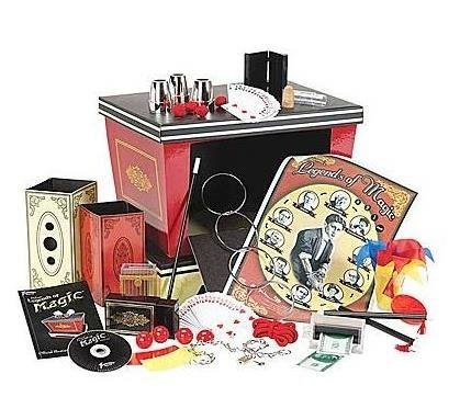 Ultimate Legends Of Magic Kit with DVD