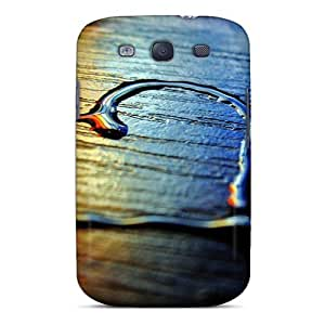 For Galaxy S3 Protector Case Colored Heart Phone Cover