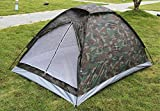 LifeVC Ultralight Camping Tent for 2 Person With Carry Bag,Portable Outdoor Hiking Backpacking Tent Lightweight(Color:Camouflage) Review