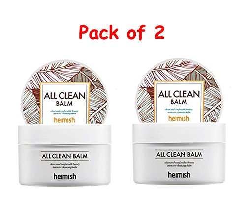 Pack-of-2-Heimish-All-Clean-Balm-Cleansing-Balm-120ml-FREE-GIFT