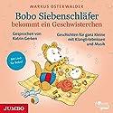 Bobo Siebenschläfer bekommt ein Geschwisterchen (Bobo Siebenschläfer) Hörbuch von Markus Osterwalder Gesprochen von: Katrin Gerken