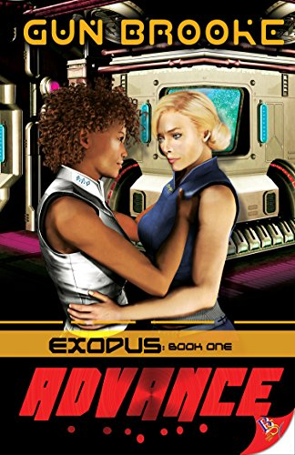 Advance: Exodus: Book One by [Brooke, Gun]