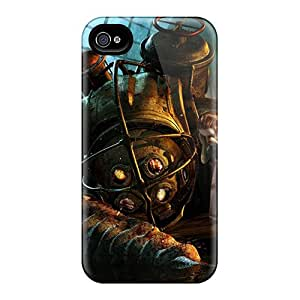 RJZ14205qSkE Snap On Cases Covers Skin For Iphone 6(bioshock)