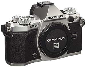 Olympus OM-D E-M5 Mk II Body Only - Silver