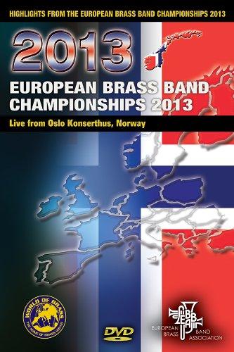 European Brass Band Championships 2013