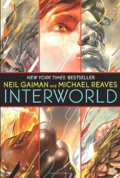 InterWorld 0061238988 Book Cover