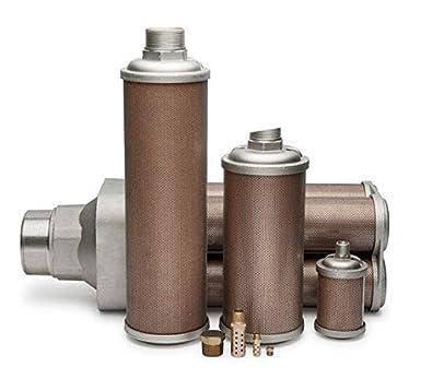322020 x20 Überdruckventil 5,1 cm BSP Schalldämpfer: Amazon.de ...