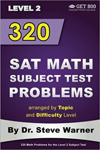 320 sat math subject test problems arranged by topic and difficulty 320 sat math subject test problems arranged by topic and difficulty level level 2 160 questions with solutions 160 additional questions with answers fandeluxe Images