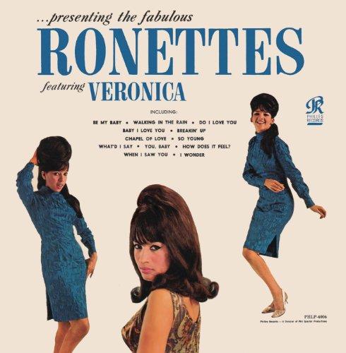 Presenting The Fabulous Ronett...