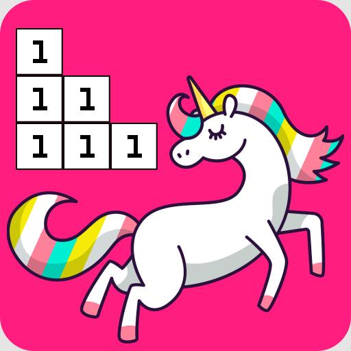 Art Pixel Coloring Number -