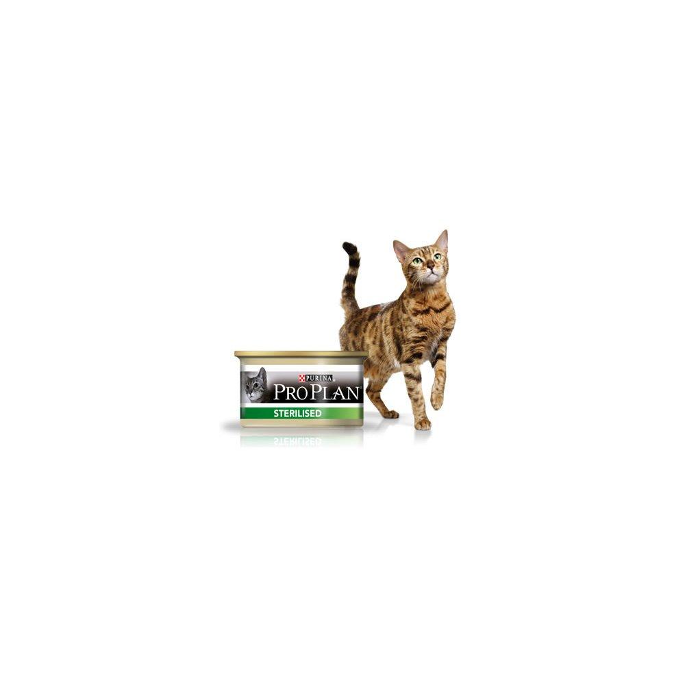 Boites pour chat stérilisé PROPLAN X 24