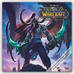 Wow Best Ui 2020 World of Warcraft 2020 Calendar: Browntrout Publishing