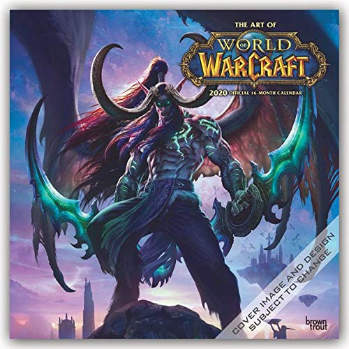 World of Warcraft 2020 Calendar