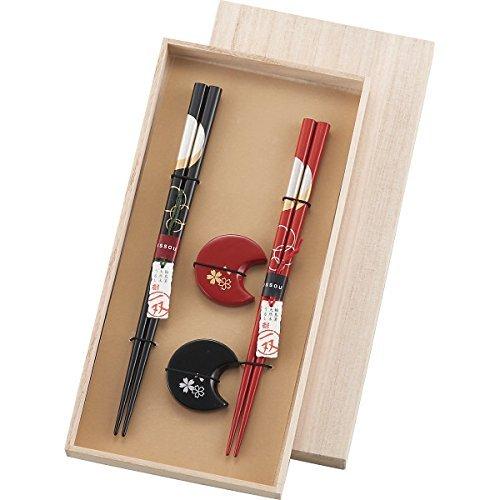 夫婦箸&箸置きセット