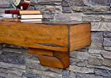 Breckenridge 72 Inch Fireplace Mantel Shelf