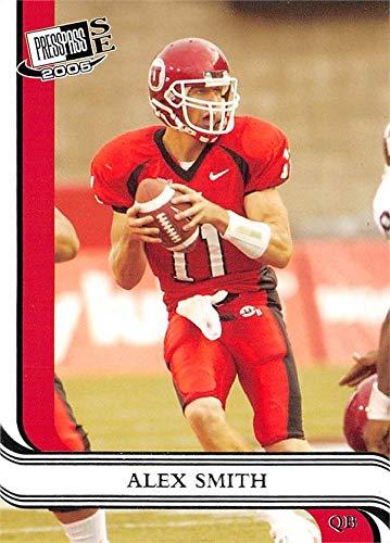 new style 0f92d 280e9 Alex Smith football card (Utah Utes) 2005 Press Pass SE ...