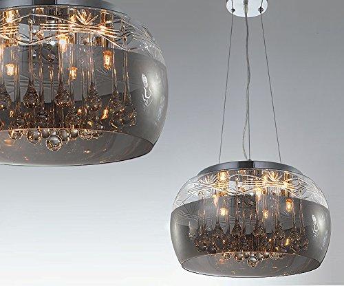 Kronleuchter Deckenlampe Lampe Kristall Strass Hängelampe Designer Lüster Led ~ Kronleuchter lampen gebraucht kaufen ebay kleinanzeigen