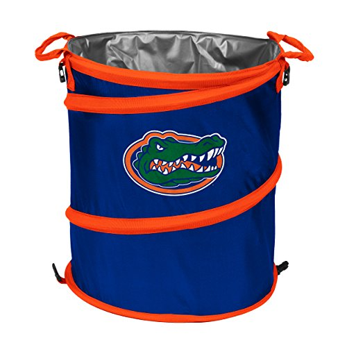 NCAA Florida Gators Trash Can Cooler - Collapsible Florida Gators Ncaa