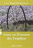 ANNE T.04 : ANNE AU DOMAINE DES PEUPLIERS