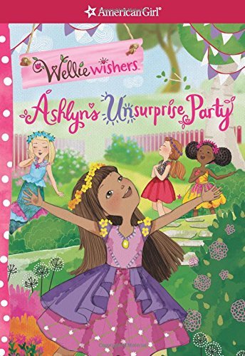 Download Ashlyn's Unsurprise Party (American Girl: Welliewishers) PDF