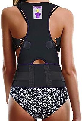 Everyday Medical Corrector de espalda unisex - Mejor ajuste ...