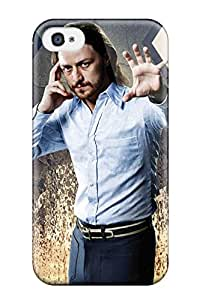 Premium [UcccYAp6217houdC]james Mcavoy As Charles Xavier Case For Iphone 4/4s- Eco-friendly Packaging