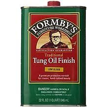 Minwax 20549 30110 Formby's Tung Oil Finish