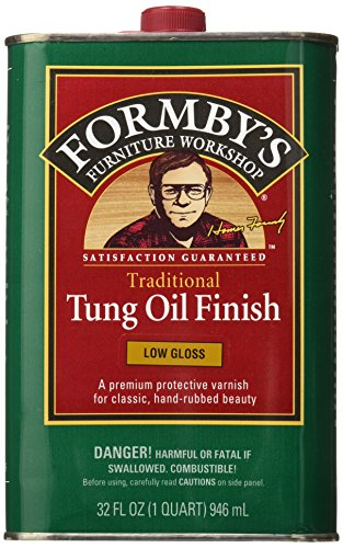 - Minwax 20549 30110000 Tung Oil Finish