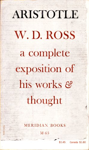 Aristotle: A Complete Exposition of His Works and Thought