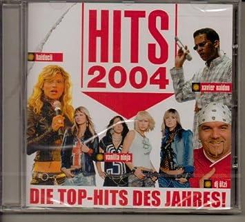 Hits 2004-Die Top-Hits des Jahres! - Aventura, Haiducïï ...