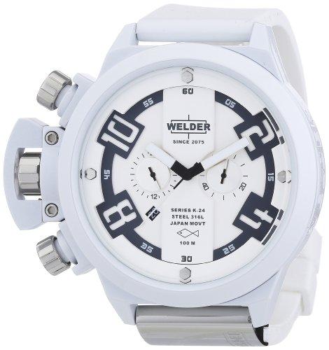 Welder Unisex 3311 K24 Oversize Chronograph Watch