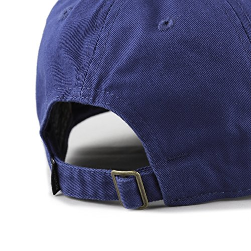 0c6a458a THE HAT DEPOT Kids Washed Low Profile Cotton and Denim Plain Baseball Cap  Hat