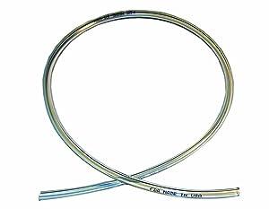 ATP Vinyl-Flex PVC Food Grade Plastic Tubing, Clear, 3/8