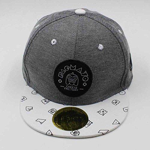 BABY-QQ Tidal Hip Hop Child Baseball Caps Boys Hat Summer Beauty Character Fashion Caps New Girls Hats Snapback Shop Unisex Bone